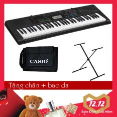 Đàn Organ Casio CTK-3400 tặng kèm chân + bao ( CTK3400 )- HappyLive Shop