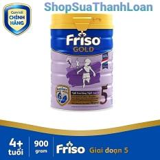 [HSD T10-2022] Sữa bột FRISO GOLD 5 900G