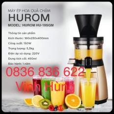 Máy ép chậm, máy ép trái cây Hurom HU-19SGM cao cấp