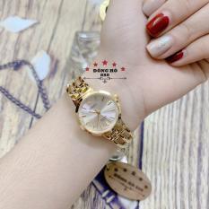Đồng hồ nữ HALEI 5010 dây lắc thời trang – TẶNG 1 vòng tỳ hưu phong thuỷ