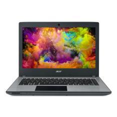 Laptop Acer E5-476-399X NX.GWTSV.008 (Xám)