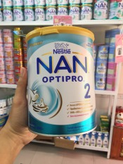 Sữa bột nestle nan nga 2 800g date 04/2022