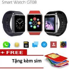 Đồng hồ thông minh Vikopa GT08 + Tặng SIM nghe gọi
