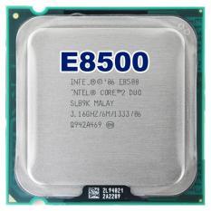 Bộ xử lý Intel® Core™2 Duo E8500 6M bộ nhớ đệm, 3,16 GHz, 1333 MHz FSB