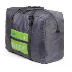 Túi du lịch cao cấp, chống thấm, gấp gọn 5 TU898 ZZ (xanh lá cây)