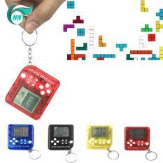 Móc Khóa Máy Đồ Chơi Game Xếp Gạch Mini CoopPer ( màu ngẫu nhiên )