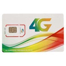 Sim 4G 10 số viettel F90. Miễn phí [cuộc gọi nội mạng + tin nhắn + 15 phút ngoại mạng + 5GB data tốc độ cao/tháng] từ LTmart.