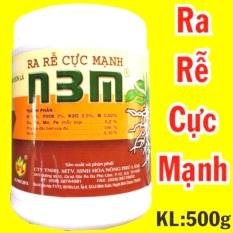 Kích rễ N3M hũ 500g dùng trên nhiều loại cây trồng