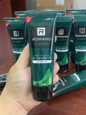 Gel vuốt tóc Romano 50g
