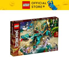 LEGO NINJAGO 71746 Rồng Thần Jungle Của Lloyd ( 506 Chi tiết)