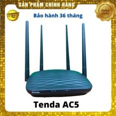 (Hàng ) Bộ phát wifi chuẩn AC1200 tenda AC5, sản phẩm đa dạng về mẫu mã, kích cỡ, cam kết hàng giống với hình, vui lòng inbox để shop tư vấn thêm