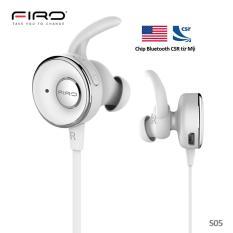 Tai nghe Bluetooth thiết kế thể thao, cao cấp, bass hay, bảo hành 12 tháng FIRO S05