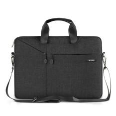 Túi Đeo Hiệu Gearmax (Wiwu) Cho Macbook – Laptop 11/12/13/15inch – Đen