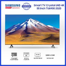 Smart TV Samsung Crystal UHD 4K 55 inch TU6900 2020