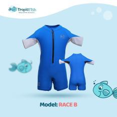 TropicFish Race B – Đồ bơi chống nắng cao cấp cho bé Race B