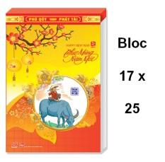 Lịch 2021 – LỊCH BLOC 2021 ĐẠI ĐẶC BIỆT 17x25cm KHÔNG BÌA – Chủ đề THANH ÂM VIỆT NAM