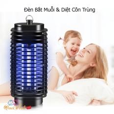 Đèn bắt muỗi lưới điện,máy diệt côn trùng,Bắt muổi trong 30 phút – Không mùi, không hóa chất, không bụi. Bảo hành 6 tháng