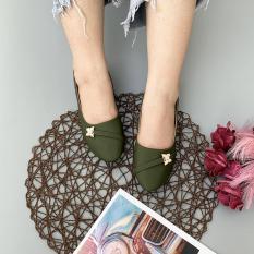 Giày búp bê XN 15 Rêu