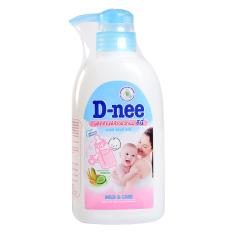 Nước rửa bình sữa Dnee chai 500ml (Chính hãng có tem Công ty Đại Thịnh)