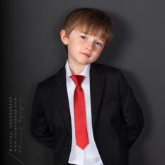 Cà vạt cho bé trai, cà vạt trẻ em nhiều màu