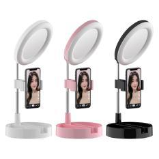 Đèn Livestream tích hợp gương trang điểm gấp gọn G3 – Gương trang điểm đèn led – Đèn livestream gấp gọn