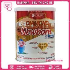 [CHÍNH HÃNG] Sữa Diamond Newborn Baby 400g (0-12 tháng) (newbornbaby – Nutrient kid newbon – Nutrient kid newborn)