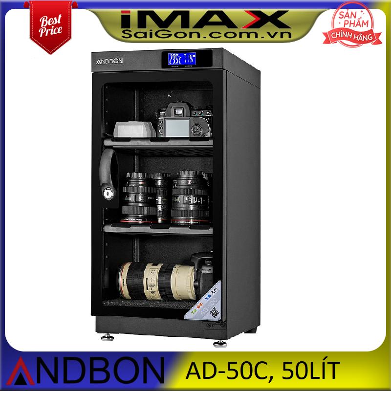 TỦ CHỐNG ẨM ANDBON AD-50C (50LÍT)