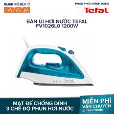 Bàn ủi hơi nước Tefal FV1026L0 1200W