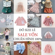 Đầm váy bé gái 8KG-24Kg nhiều mẫu girl children cloth dress PK1214