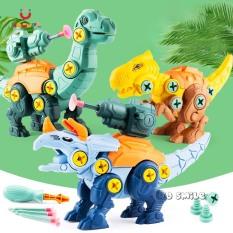 (DÀI 20 CM) Đồ chơi trẻ em lắp ráp các loại khủng long siêu thú đại chiến SIÊU TO với 3 mũi tên bắn xa 3 mét nhựa ABS cao cấp nhiều chi tiết cho bé phát triển tư duy logic, tỉ mỉ và khéo léo