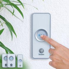 Chuông cửa không dây tiện ích, gọn nhẹ, dễ sử dụng loại 2 chuông báo RL3929-B