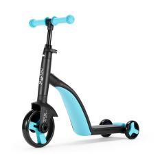 Xe trượt Scooter 3 trong 1 – Xe trượt trẻ em – Xe trượt, chòi chân (thăng bằng) xe đạp 3 bánh – Xe vừa là trò chơi và cũng là môn thể thao vận động được rất nhiều trẻ em yêu thích