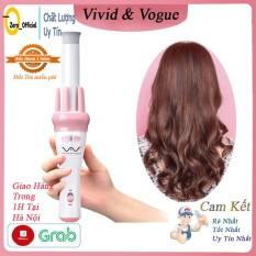 Máy uốn tóc xoăn xoay tự động 360 – Gậy uốn xoăn tóc, Máy uốn tóc đa năng, Máy xoăn giả, Máy xoăn sóng cao cấp