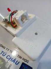 Cục chống sét điện thoại 1 ra 1 Line RJ11 – Lightning Arrester