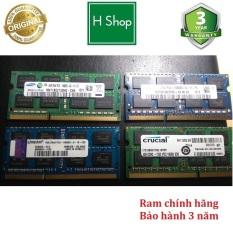 Ram Laptop DDR3 4Gb bus 1333 – 10600s bảo hành 3 năm