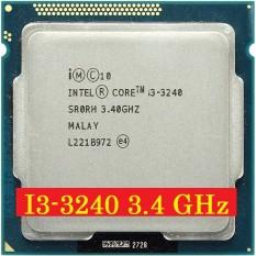 Bộ vi xử lý Intel Core i3 3240 3.40GHz (2 lõi, 4 luồng) Socket 1155.Quà tặng keo tản nhiệt. Bảo hành 1 tháng 1 đổi 1