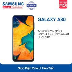 Điện thoại Samsung Galaxy A30 – Hãng phân phối chính thức