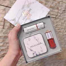 Bộ Gift Set 3 Món HOLDLIVE New Siêu Đẹp
