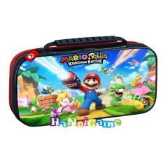 Bao đựng du lịch Mario Rabbids Kingdom cho máy Nintendo Switch