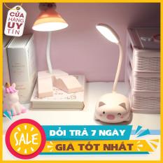 Đèn học để bàn chống cận-đèn học mini-Đèn bàn học bài hình mèo dễ thương – Đèn LED để bàn hình thú dễ thương sạc pin tiện lợi, đồ dùng học tập, đèn chiếu sáng, đèn sạc thông minh