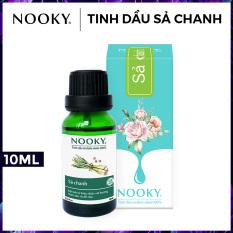 [10ml] Tinh Dầu Sả Chanh Nooky 100% thiên nhiên – [TORO FARM]