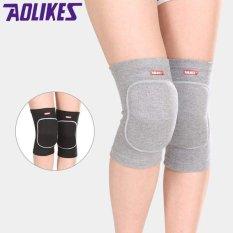 Băng bảo vệ đầu gối cho nữ có đệm cao cấp Aolikes 0210 (1 chiếc)