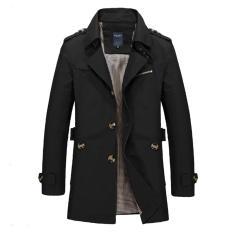 Áo khoác nam, áo Măng Tô kaki nam dáng vừa 2 lớp Hàn Quốc chất cực đẹp MT01 – 3 màu
