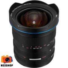 Ống kính Venus Optics Laowa 10-18mm f/4.5-5.6 FE Zoom ngàm Sony FE Bảo hành 36 tháng Tặng kèm Holder Filter Laowa