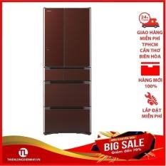 Tủ lạnh Hitachi 589 lít R-G570GV XT
