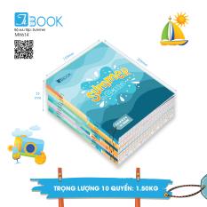 10 cuốn Tập BST Summer hiệu Tabook, 48 trang ruột 80