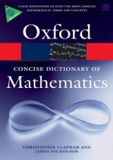 Oxford dictionary of Mathematics