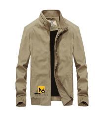 Áo Khoác Kaki Nam Hai Lớp Đơn Giản Men Simple Cao Cấp QK35 – ShopN6