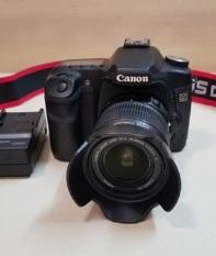 Canon 50d + canon 18-55