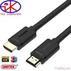 Cáp HDMI 10m Unitek YC142M chuẩn 1.4 độ phân giải 4K và hiển thị 3D( Y-C 142M)